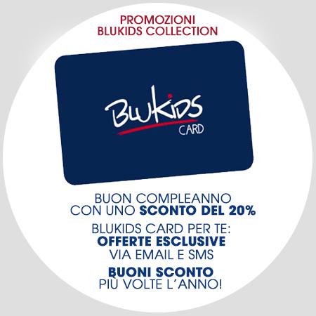 BLUKIDS – Blukids Card