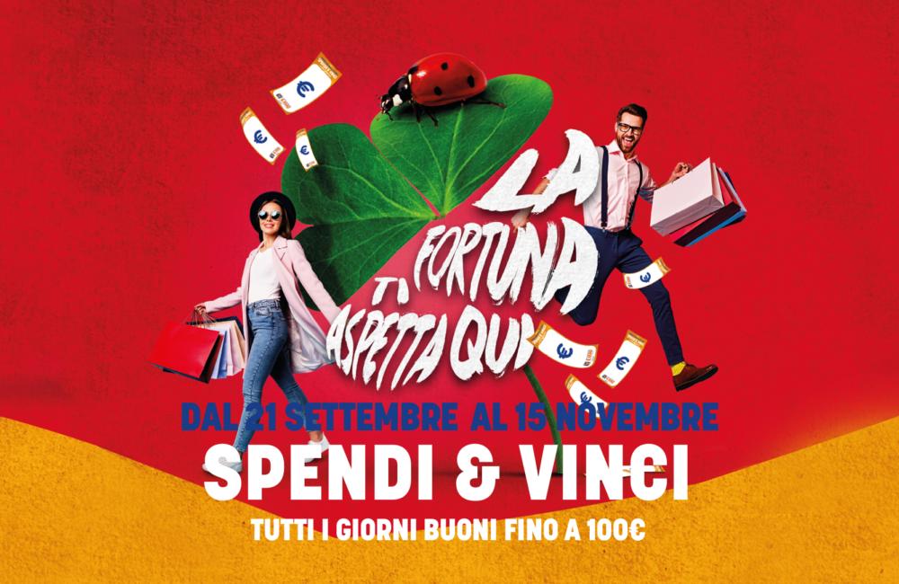 """GRANDE CONCORSO A PREMIO """"SPENDI & VINCI"""""""